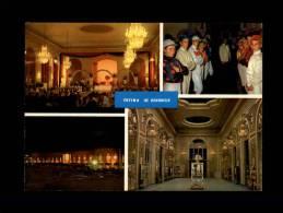 14 - DEAUVILLE - Le Casino (vue De Nit) - La Galerie Dorée - Les Ambassadeurs - Gala Des Courses - Deauville
