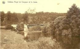Autres. Ciergnon. Le Chateau De Ciergnon Et La Lesse. - Belgique
