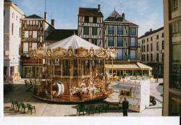 Chalons En Champagne Carrousel - Francia