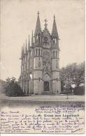 68- GRUSS Aus LOGELBACH- KIRCHE HERZOG- Gros Plan, Precurseur 1900 SUP RARE - Francia