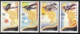 Somalia,Transcontinental Flights 2001.,MNH - Somalia (1960-...)