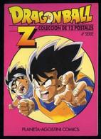 *Dragon Ball Z* Ed. Planeta-Agostini Comics 1993. Serie Completa Nº 4. Nuevas. - Cómics