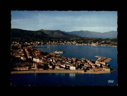 20 - AJACCIO - Dans Sn Magnifique Golfe - Vue Panoramique De La Ville - Ajaccio