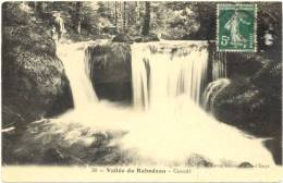 88/CPA - Vallée Du Rabodeau - Cascade - France
