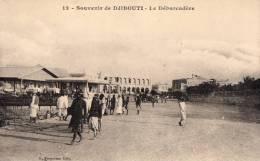 DJIBOUTI - Souvenir De Djibouti - Le Débarcadère - Gibuti