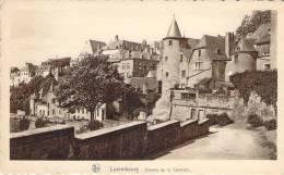 Luxembourg - Chemin De La Corniche - Luxembourg - Ville