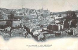 Luxembourg - Vue Générale - Luxembourg - Ville