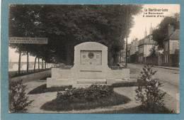 58 LA CHARITE SUR LOIRE. Le Monument à Jeanne D'Arc - La Charité Sur Loire