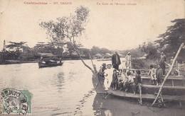 ASIE---COCHINCHINE---Saigon Un Coin De L'arroyo Chinois--voir 2 Scans - Viêt-Nam
