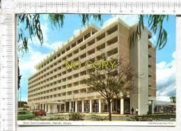 NAIROBI  -   Hôtel Inter Continental  - The Best In Down Town Nairobi  -  Jolis Timbres - Kenya