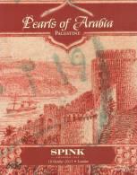 MARCOPHILIE POSTAL HISTORY Pearls Of Arabia Palestine SPINK - Auktionskataloge