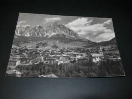 Cortina (BL).  Viaggiata  1963.    1713 - Italia