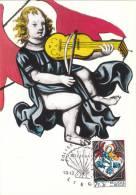 1521 Vitraux D´église - Eglise Saint-Jacques - Liège - 1961-1970