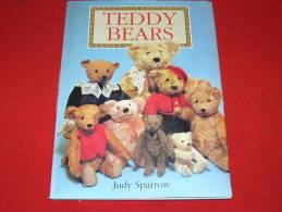 OURS  ANCIENS PELUCHES TEDDY BEARS POUPEE PAR J SPARROW EDITIONS PML EN 1994 - Ours