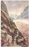 RAPHAEL TUCK & SON - OILETTE - SERIES 106  - MONT BLANC - Tuck, Raphael