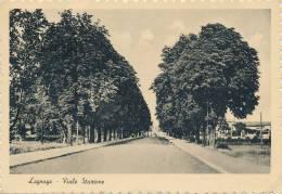 LEGNAGO * VIALE STAZIONE - Italia