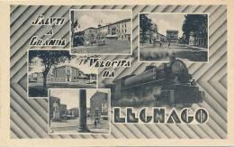LEGNAGO * SALUTI GRANDE DA LEGNAGO - Altre Città