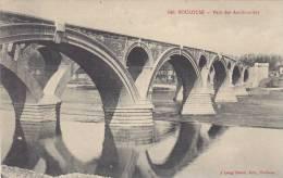CP TOULOUSE 31 HAUTE GARONNE PONT DES AMIDONNIERS - Toulouse