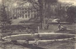 91 - Yerres : Sanatorium - Le Grand Bassin - Yerres