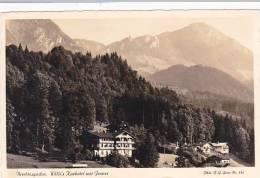Germany Berchtesgaden Willie's Kurhotel Mit Jenner Photo - Berchtesgaden