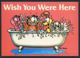 Ilustrador *Jim Davis*  Ed. Garfield Nº 93. Nueva. - Cómics