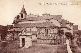 PIEURE D AMBIALET Vue Prise Du Cimetière - France