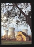 SAINT ST VULBAS Ain 01 Centre De Production Nucléaire Du Bugey Centrale EDF électricité France Nuclear Plant - France