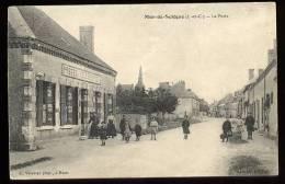Mur De Sologne: La Poste - France