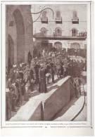 GUERRE 14-18 Jerusalem   Allenby  Proclammation   Chars D Assaut Tank  Palmeraie Lydda Palestine  Israel - Old Paper