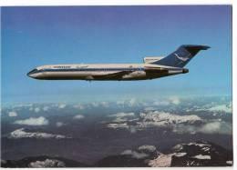 TRANSPORT AIRPLANE 727-200 SYRIANAIR SYRIA BIG CARD OLD POSTCARD - 1946-....: Moderne
