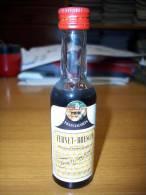 Fernet Brescia Liquore: Bottiglia Mignon Tappo Metallico. Distillerie Franciacorta Gussago Brescia - Alcoolici