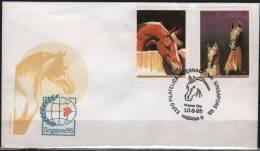 Cuba 1995  FCD Horses Horse Chevaux Cheval Caballos CavalliPferde Paarden - Caballos