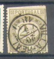 Portugal N 48 (Vila Real) - Oblitérés