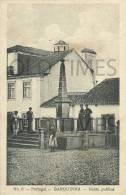 PORTUGAL - VILA NOVA DA BARQUINHA - FONTE PUBLICA - 1910 PC - Santarem