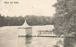 Parti Vid Naas  Suède CPA 1910 - Suède