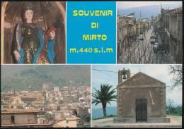 MIRTO (ME)  BELLE VEDUTE - Messina