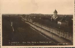 Romania- Postcard 1936 -Jimbolia-Queen Mary Avenue-unused,2/scans. - Romania