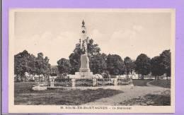 Dépt 15 - RIOM-ES-MONTAGNE - Le Monument - France