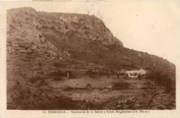 CPA - Terradas - Santuario De La Salud Y Santa Magdalena ( Alt 570 M ) - Espagne