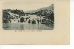 La Cascata Del Cherca Presso Scardona, Chutes De Krka, Skradin - Croatie