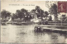 14 - Ouistreham : Un Coin Du Canal - Ouistreham