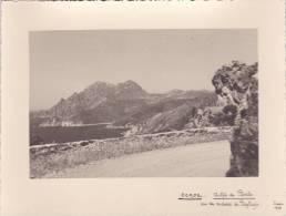 PHOTO Grande Qualité @ Golfe De PORTO Vu Des Rochers De Pagliajo ( Corse ) En 1936  @ N° 35 - Lieux