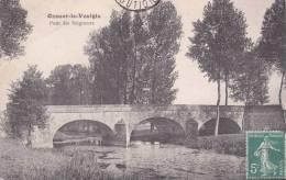 CPA 77  OZOUER-LE-VOULGIS ,Pont Des Seigneurs. - Frankreich