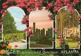 Etats-Unis > GA - Georgia > ATLANTA  Historic Romantic And Gracious ATLANTA Multi Vues* PRIX FIXE - Atlanta