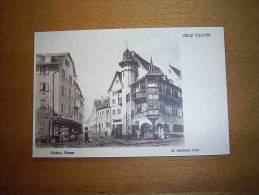 CPA 68 Vieux COLMAR Maison Plister Excellent Etat PORT GRATUIT - Colmar