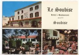 SOUBISE   -  Le Soubise   -  Hôtel - Restaurant   Belle Carte Com. - France
