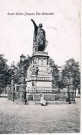 Gent Gand  Statue De Jacques Van Artevelde - Gent