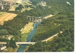 Herbeumont-sur-Semois: Vue Aérienne - Les Ponts - Herbeumont