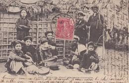 ASIE---TONKIN---HANOI-----Orchestre D'aveugles--voir 2 Scans - Cartes Postales