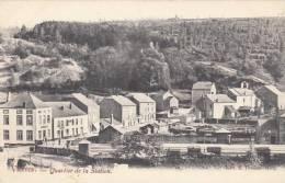 Vierves - Quartier De La Gare, 1905 - Viroinval